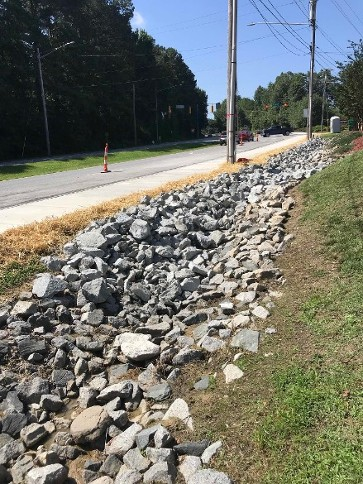 High Point General Sidewalk Improvements