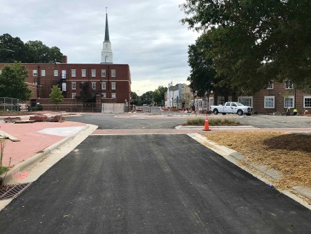 Kannapolis Downtown Infrastructure